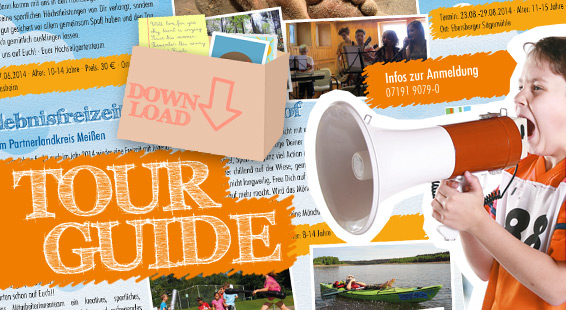 Tourguide 2016 - Ferienfreizeiten Rems-Murr-Kreis