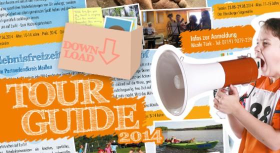 Tourguide 2014 - Ferienfreizeiten Rems-Murr-Kreis