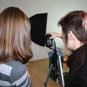 Fotoshooting beim Welzheimer Mädelstag 2012