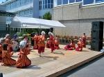 Beim 1. Fest der Kulturen in Welzheim
