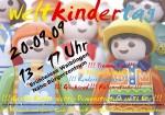 Plakat Weltkindertagsfest