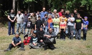 """Geh Wald 2011"" – Das Jungenerlebniscamp im Rems-Murr-Kreis"