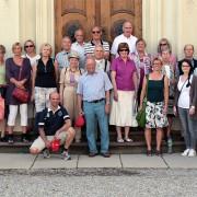 """Ehrenamtliche des Projekts """"Individuelle Lernbegleitung"""" waren zu Besuch in Ludwigsburg"""