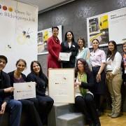 Auszeichnung Bildungsidee Meslek Kuvvettir