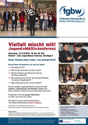 Vielfalt-Konferenz 2015-11-21 Flyer_S1